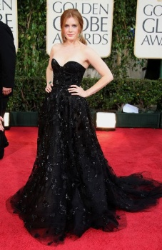 amy adams golden globes 2009