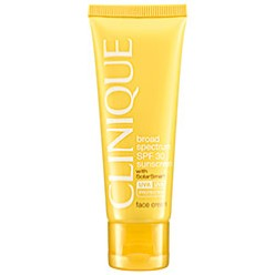 clinique sunscreen