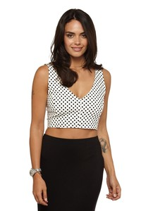 cottonon crop top