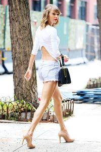 open back shirt tswift