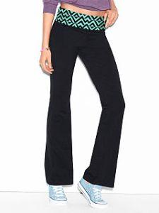 vs yoga pants