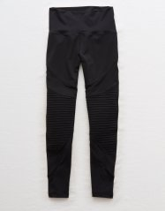 AERIE MOVE HIGH WAISTED MOTO 7/8 LEGGING