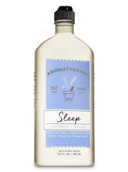 Bath and Body Works Sleep
